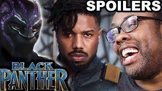 Video BLACK PANTHER MOVIE SPOILERS REVIEW - Black Nerd MP3, 3GP, MP4, WEBM, AVI, FLV Maret 2018