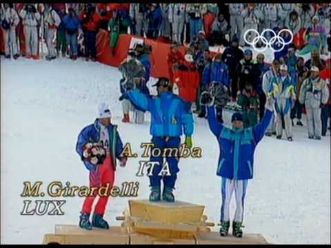 LEGENDE 24 ALBERTO TOMBA