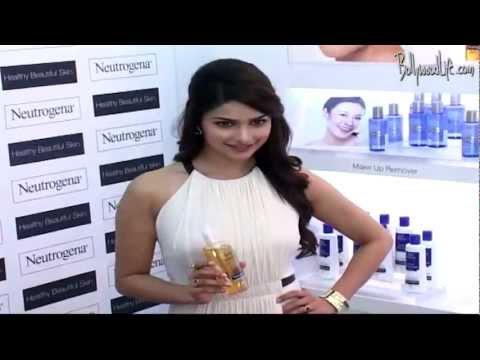 Prachi Desai unveils Neutrogena's digital campaign