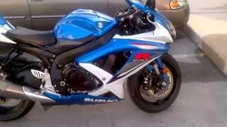 3. 2009 Suzuki gsxr 750