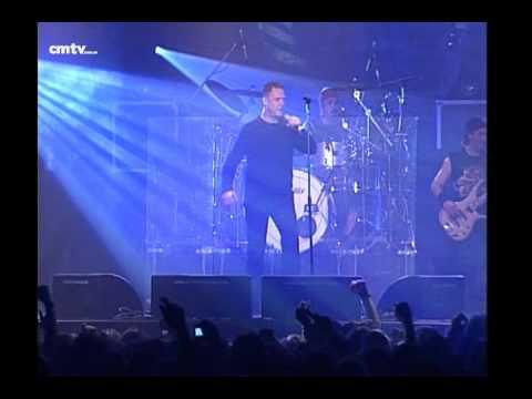 Almafuerte video El visitante - Metal Rock Festival 2008