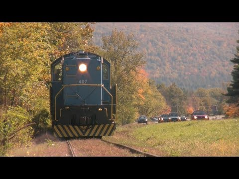 Catskills, USA – Woodstock, Railways And Mountain Trails