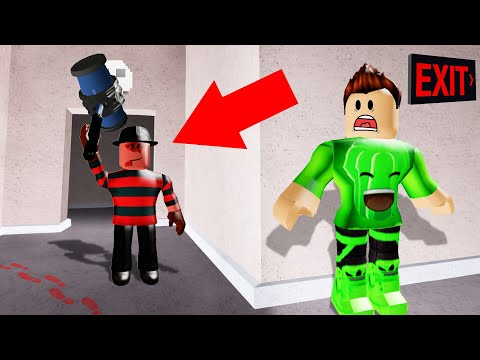 Can You HIDE From The ANGRY BEAST?! (Roblox)