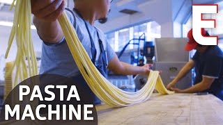 Watch This Pasta Making Machine And Dream Of Noodles - Snack Break by Eater