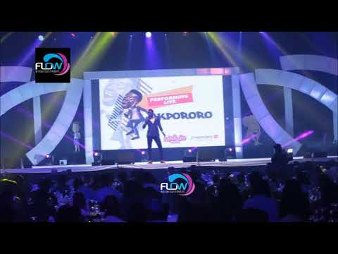 AKPORORO'S BEST PERFORMANCE EVER