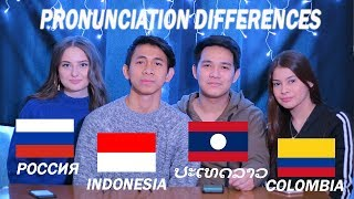 Video Differences between Russian, Indonesian, Lao, Spanish Pronunciation MP3, 3GP, MP4, WEBM, AVI, FLV Maret 2019