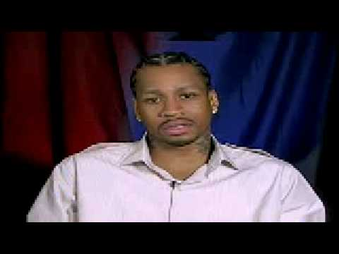 Allen Iverson Talks About His Trade to Detroit