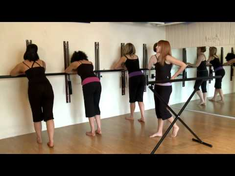 BarreConcept ® – Ultimate 20 minute barre exercise workout