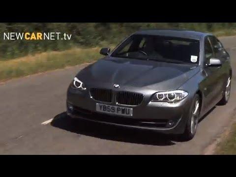 BMW 5 Series : Car Review