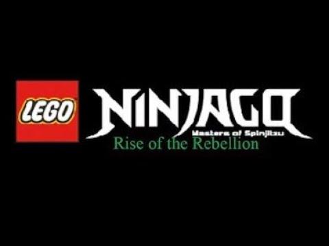LEGO Ninjago | Season 9 Finale - Episode 10: RISE OF THE REBELLION [Episode 80]
