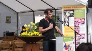 #623 Gartentage Lindau 2012 - Fernseh-Biogärtner Karl Ploberger