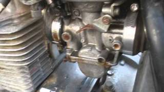 7. How to diagnose carburetor vacuum leaks on your motorcycle