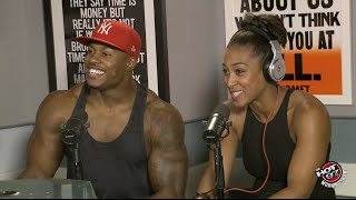 Simeon Panda & Lita Lewis discuss All Natural Body Building!