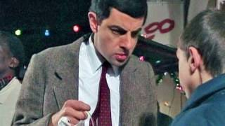 MrBean - Mr Bean - Salvation Army Band Carols