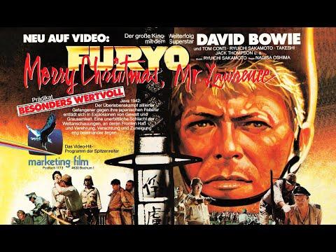 FURYO - MERRY CHRISTMAS, MR. LAWRENCE - Trailer (1983, Deutsch/German)