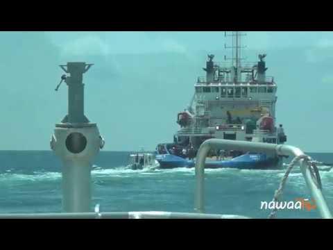جرجيس: بعد 18 يوما في البحر، 40 مهاجرا سريا يلجؤون إلى تونس