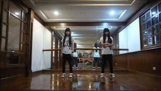 EXO GROWL BY Sandy Mandy  (cover)