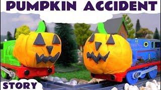 Pumpkin Accidents!