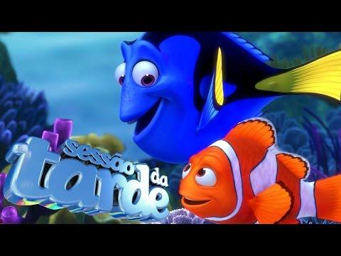 Sessão da Tarde | Procurando Nemo