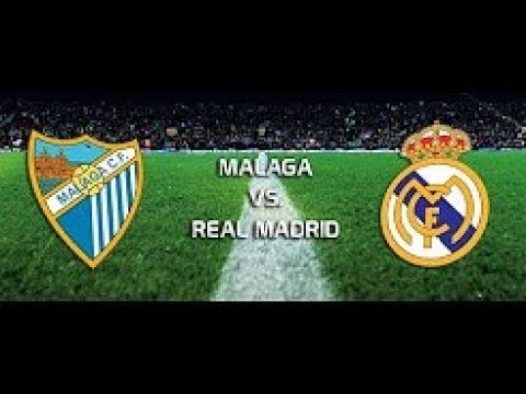 Real Madrid Vs Malaga Match Live 11/25/2017