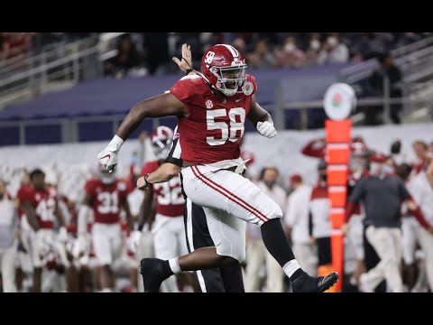 Alabama Crimson Tide vs Ohio State - 2020 CFP Championship Breakdown (Part 8 of 10) Ft John Doe