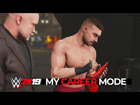 WWE 2K19 My Career Mode - Ep 2 - TROUBLE IN MEXICO!!