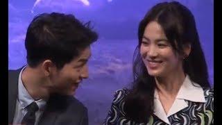 Video Song Joong Ki & Song Hye Kyo Sweetest And Precious Moments MP3, 3GP, MP4, WEBM, AVI, FLV Januari 2019