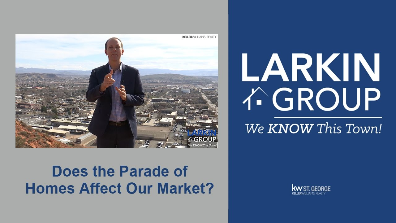 Does the St. George Parade of Homes Actually Impact Our Market?