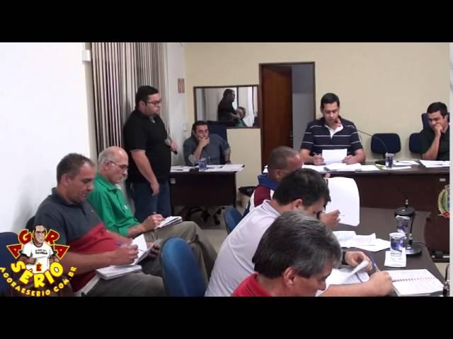 Vereadores x Secretarios do Francisco Junior
