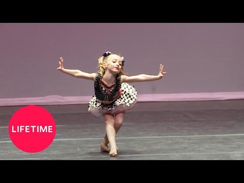 "Dance Moms: Full Dance: Lilliana's ""Route 66"" Solo (Season 7, Episode 9) | Lifetime"