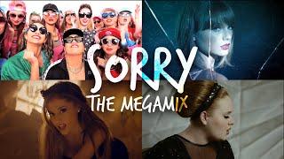 Adele • Justin Bieber • Ariana Grande • Lady Gaga  & More – Megamix (T10MO)