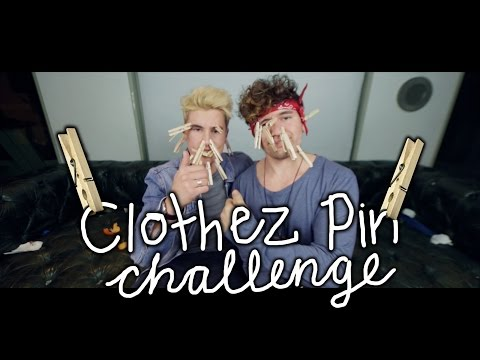 Clothespin Challenge