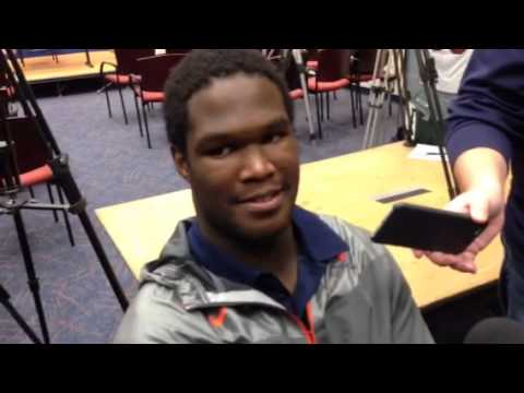 Max Valles Interview 10/5/2014 video.