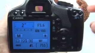 Canon XSi/450D: Fireworks