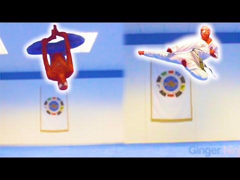 想要作蜘蛛人~你的訓練應該像這樣!