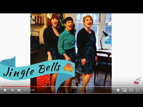 The Puppini Sisters - Jingle Bells (Acappella)