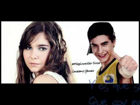 Besame]]-Adrian y Natalia