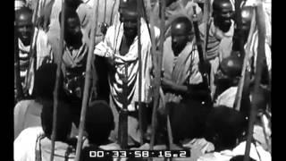 La Visita Del Vicerè Graziani Nel Nord D'Etiopia.