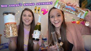 HOLIDAY MUKBONG WITH MY BEST FRIEND!! by Silenced Hippie