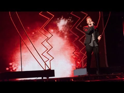 TheXFactorUK - Visit the official site: http://itv.com/xfactor Download this performance on iTunes: http://bit.ly/UtO3AC Watch James Arthur perform The Power Of Love by Fra...