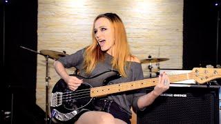 Download Lagu U2 - Vertigo - Bass Cover By Ingrid Richter Mp3