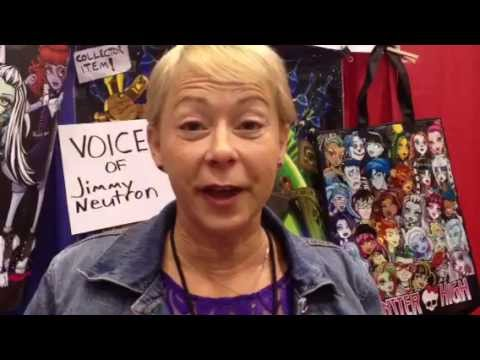Debi Derryberry at the Cincinnati Film Festival at the Comic Expo