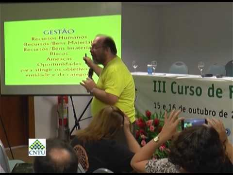 III Curso de Formação Sindical – Gestão das entidades sindicais