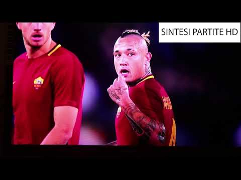 Roma-Napoli 0-1 SINTESI HD - Highlights - All Goals