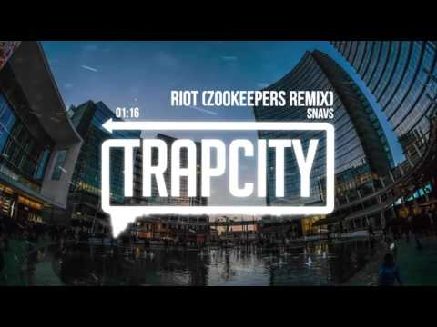Snavs - Riot (Zookeepers Remix)
