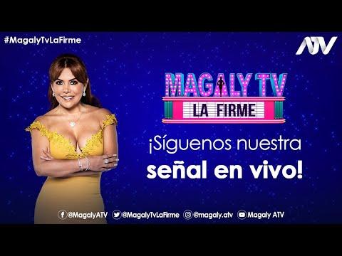 #MagalyTvLaFirme   Programa 26/10/2020