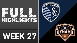 HIGHLIGHTS | Sporting Kansas City 3-3 Houston Dynamo by Major League Soccer