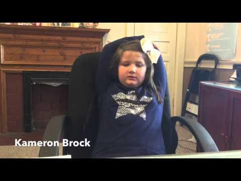 Coosa Valley News Person of the Week - Kameron Brock