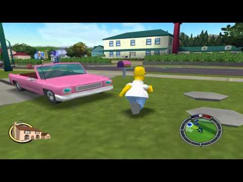 The Simpsons Hit and Run Walkthrough Part 2
