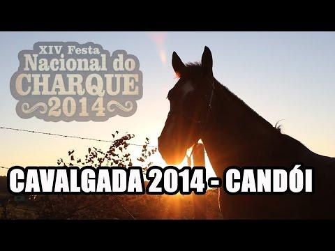 Cavalgada em Candói - 2014